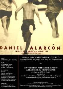 Daniel Alarcon DePaul