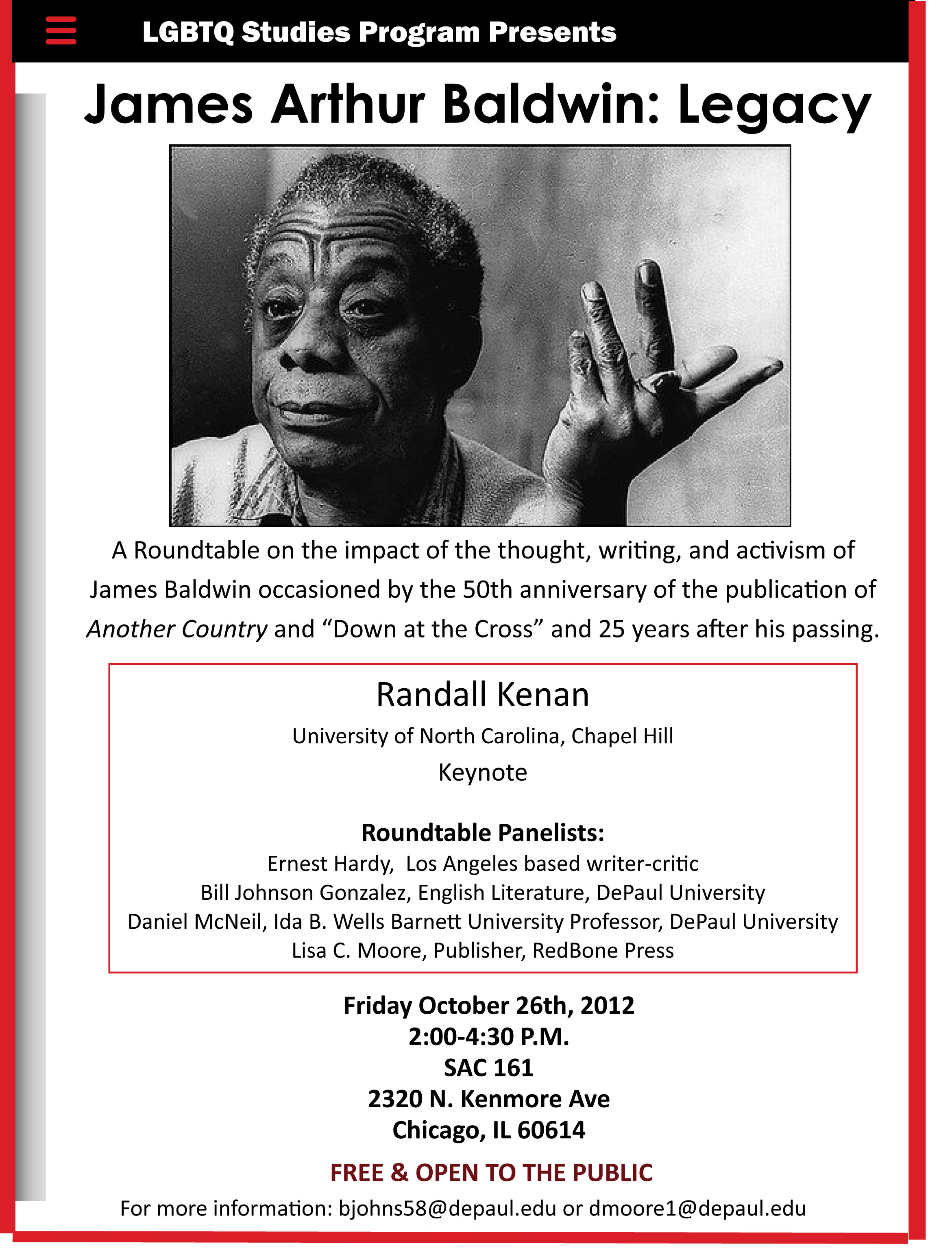 celebrate james baldwin s legacy kathleen rooney s book release the