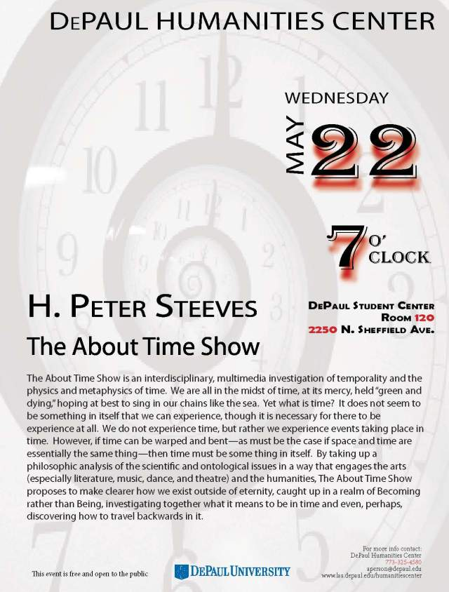 Steeves May 22